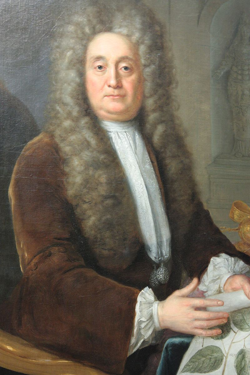 Hans Sloane, Stephen Slaughter, 1736, (Image courtesy of National Portrait Gallery, London)