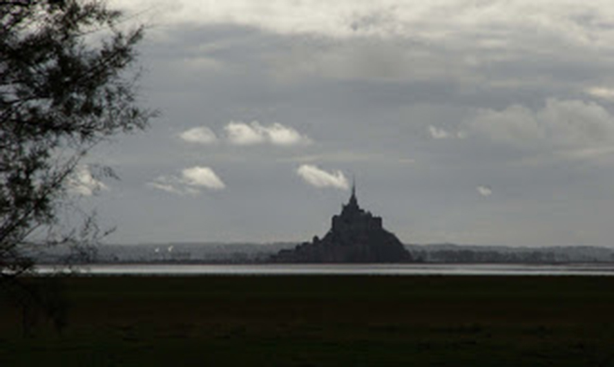 Mont St. Michel, Brittany, Rundle Cook photographer