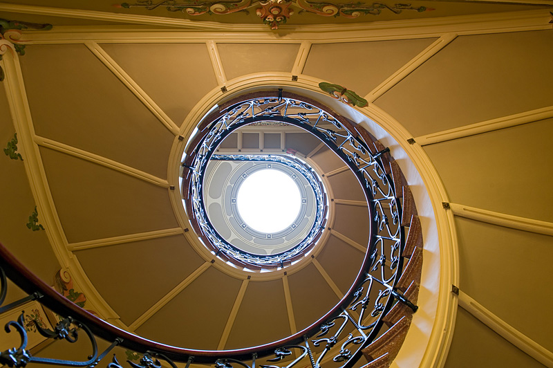 Can Prunera's staircase (Image courtesy of Can Prunera)