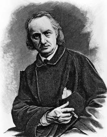 Charles Baudelaire, 1864.