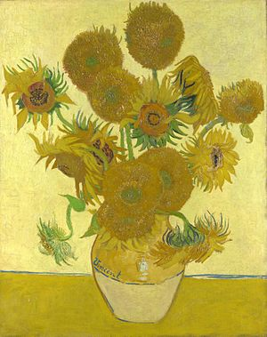 Fourth version, exhibited at the National Gallery, London, 1880s, Vincent v an Gogh, (Imae courtesy of the Van Gogh Museum)
