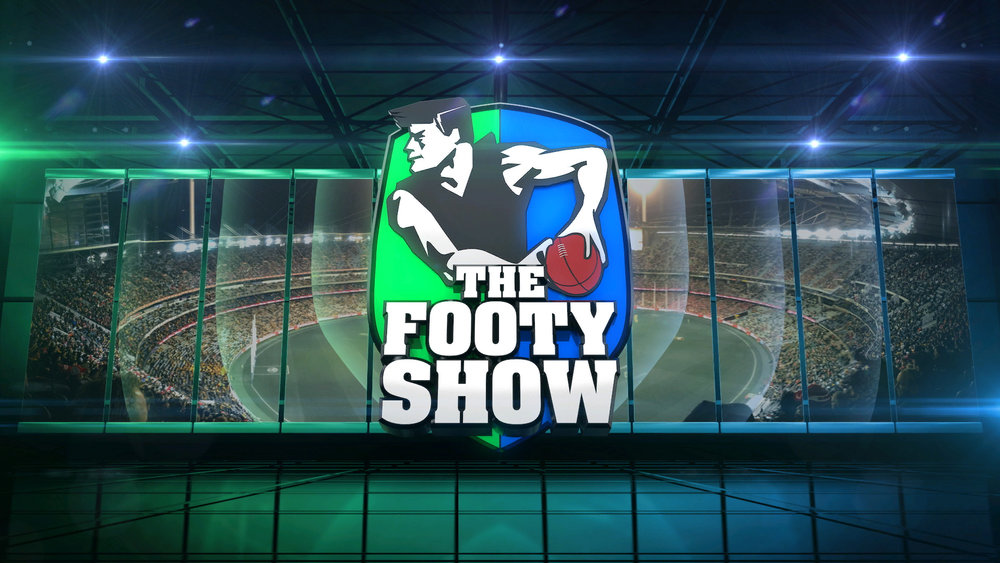 The Footy Show background