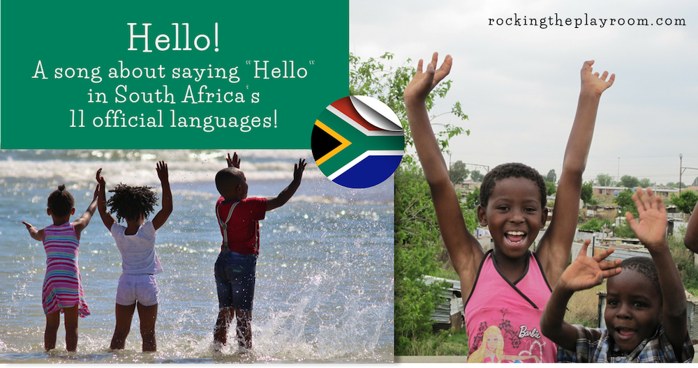 A hello song in 11 languages rocking the playroom m4hsunfo