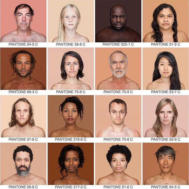 "First post for 2018 - certainly belated, but a good one. What a fantastic collage by @humanae_project as featured by @ted celebrating difference, diversity and inclusion. As part of my practice, I feel it is important to help others understand their differences, others' differences, and how we can all live harmoniously in this world that is big enough for all of us - our quirks, backgrounds and beliefs.  #Repost @ted ・・・ In her project, Humanæ, artist Angélica Dass portrayed more than 3,000 people from 13 different countries. She took an 11-pixel square from each subject's nose and matched it to a corresponding color in the Pantone palette. Her project strives to highlight people's true colors instead of the narrow options we typically use to describe race. ""We still live in a world where the color of our skin not only gives a first impression, but a lasting one that remains. These portraits make us rethink how we see each other,"" Angélica says. ""We still have to work hard to abolish discrimination. That remains a common practice worldwide, and that will not disappear by itself."" To learn more about her work, follow @humanae_project and watch her #TEDTalk at go.ted.com/pantoneskin"
