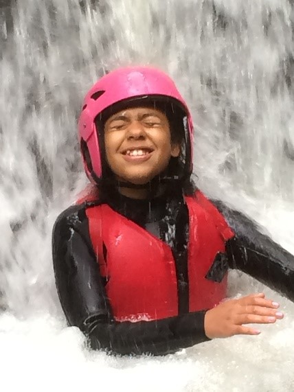 """If it wasn't for the Youth Adventure Trust, I wouldn't be the person I am today."""