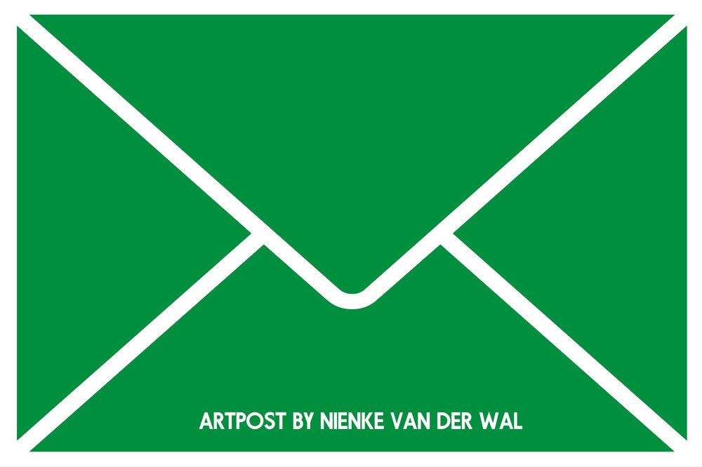 ArtPOst Nienke van der Wal