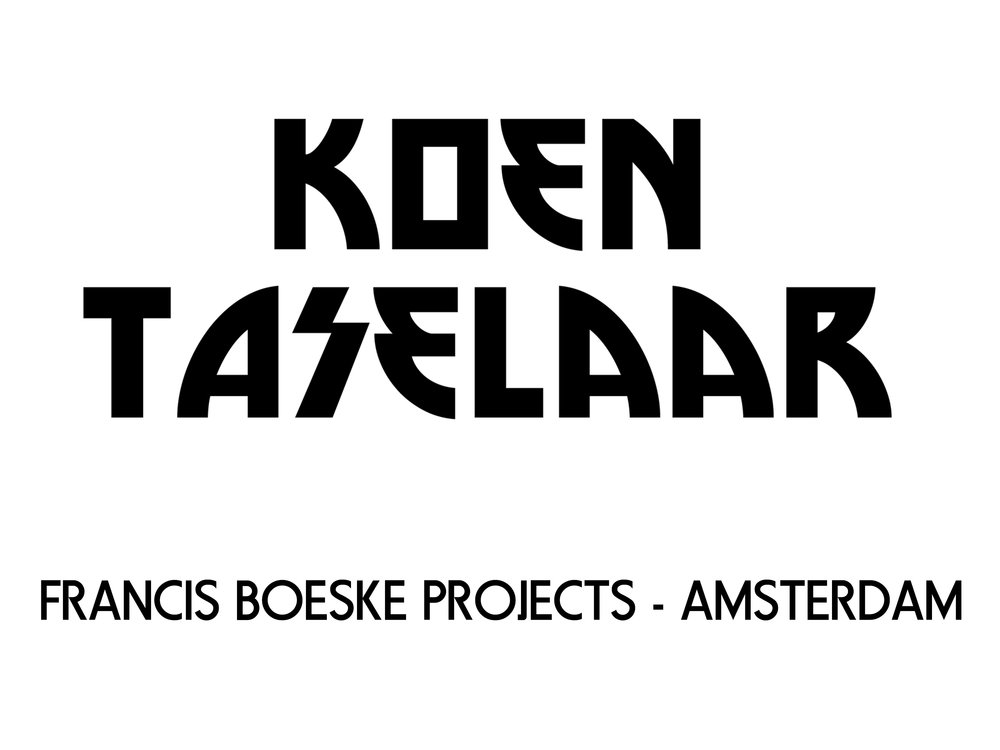 KoenTaselaar FrancisBoeskeProjects