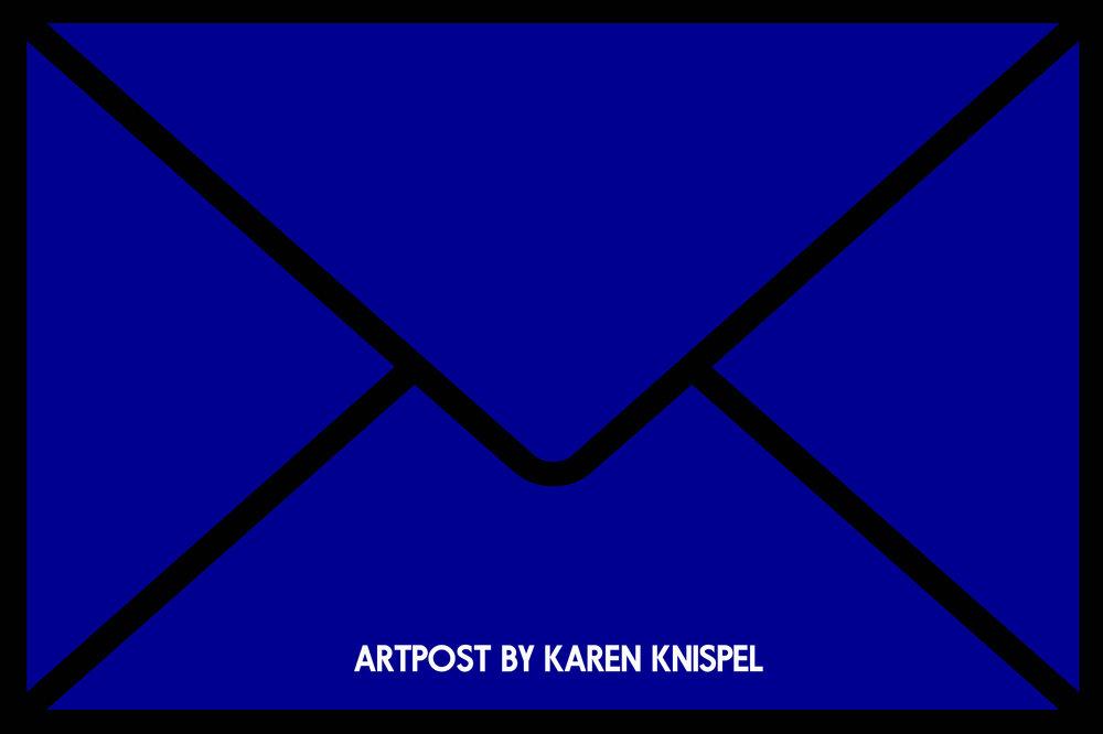 ArtPOst Karen Knispel