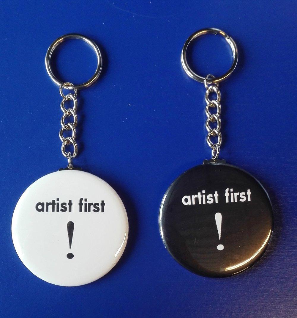 Key ring €4,00