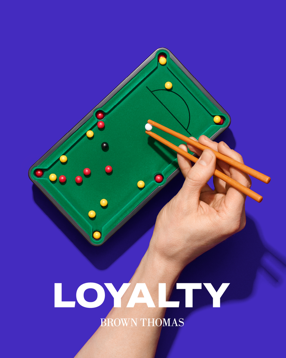Together We Create_Brown Thomas_Loyalty_Snooker