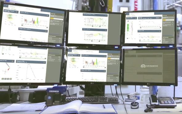 Screenshot of 6 screens