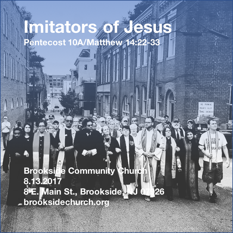 Imitators of Jesus