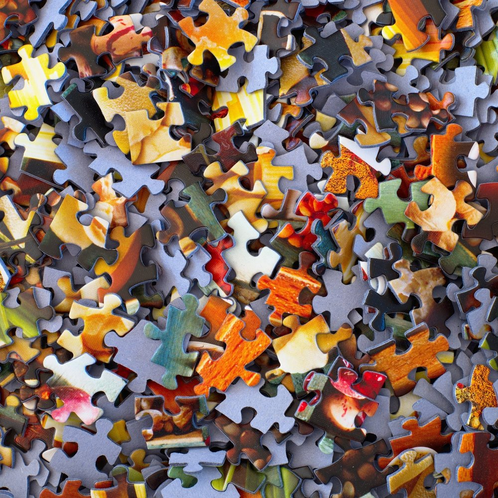 IMAGE CREDIT: Puzzle, by   Hans-Peter Gauster   © Creative Commons Zero (CC0) - unsplash.  [ https://unsplash.com/photos/3y1zF4hIPCg ]