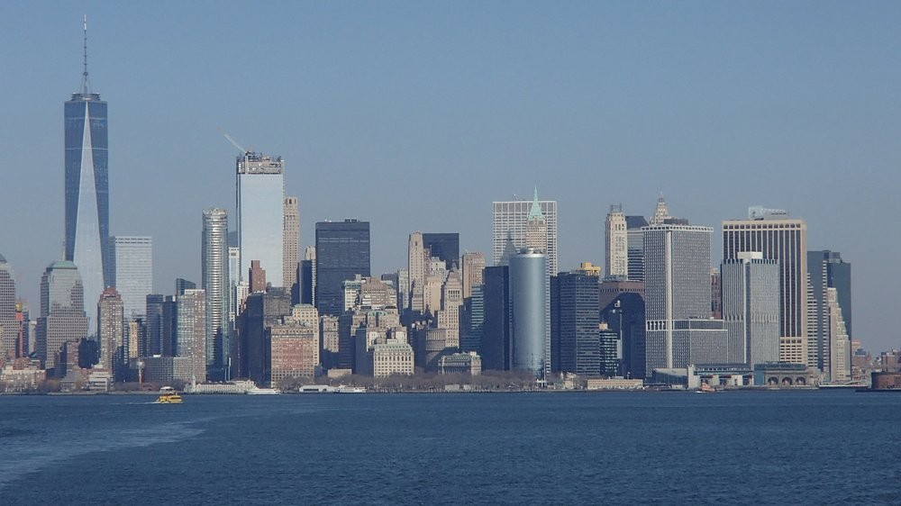 New York Skyline - Foto Eric Carbijn