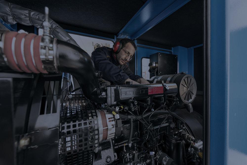 Generatori - La quintessenza della nostra tecnica