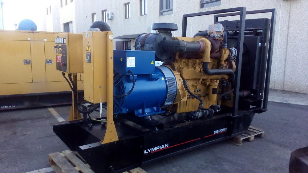 OY350 - Potenza 350kVA - 280kW