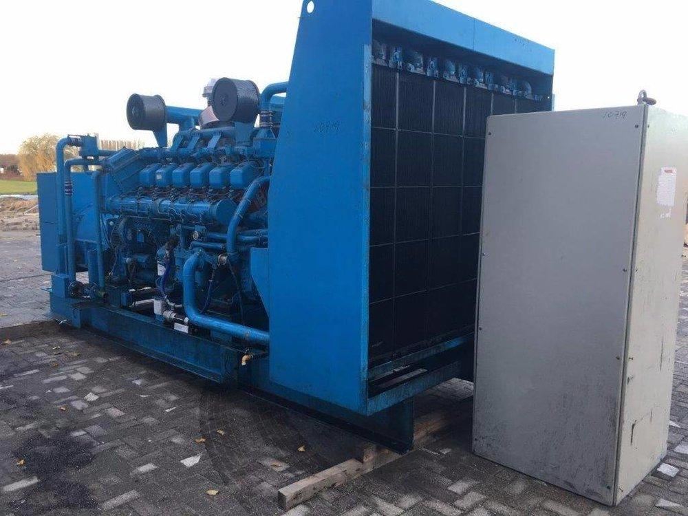 MTH1125 - 1125kVA - 900kW