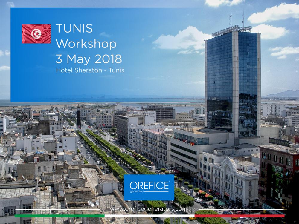 Workshop - Tunis