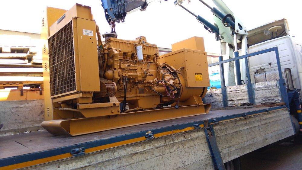 C 350 - 350kVA - 280kW