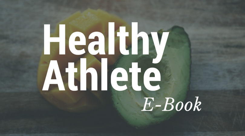 healthy athlete, health, athlete, diet, nutrition, PDF download, PDF, e-book