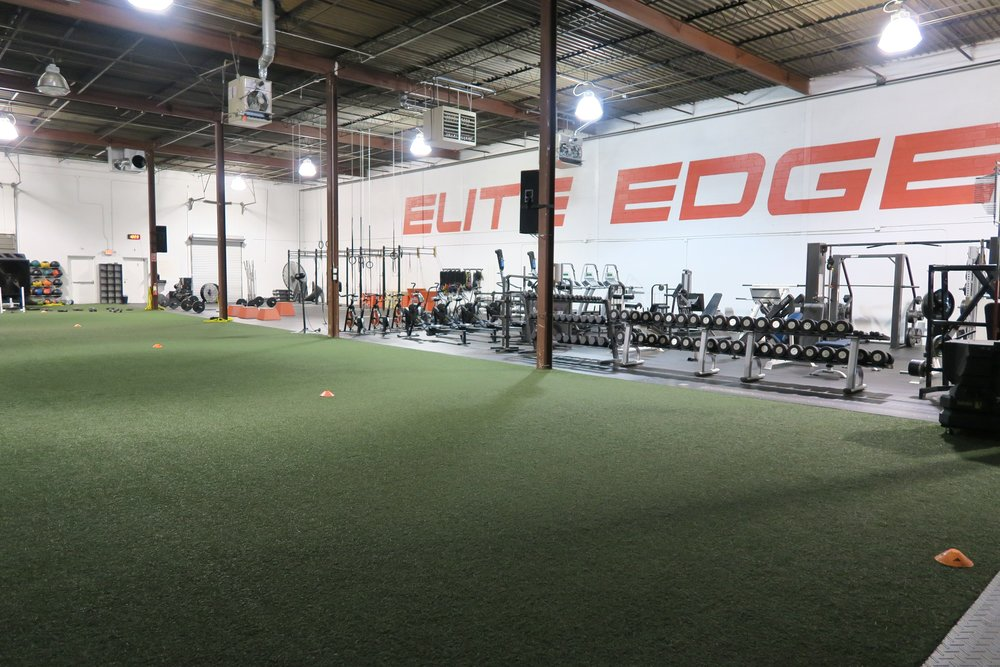 elite edge fitness, indoor turf, multi-sport facility, sports rehab, sports rehabilitation, sports physical therapy, sports physiotherapy