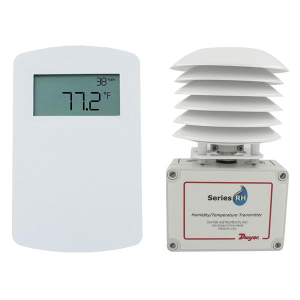 TRANSMETTEUR T°C/H%