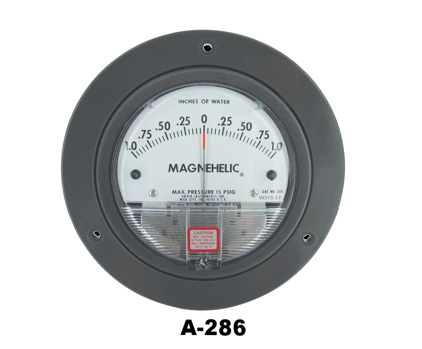 A-286 MAGNEHELIC