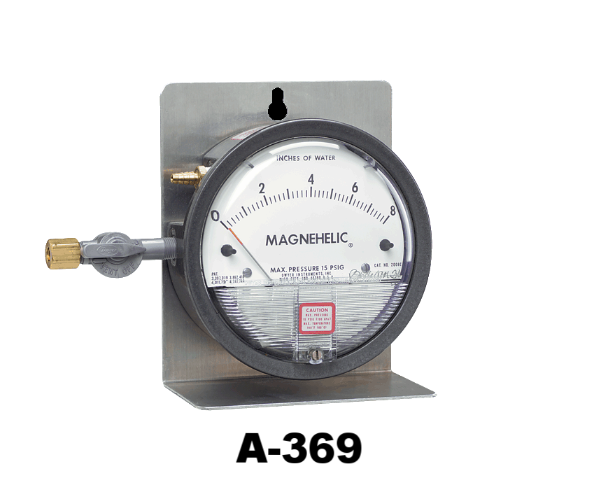 A-369 MAGNEHELIC