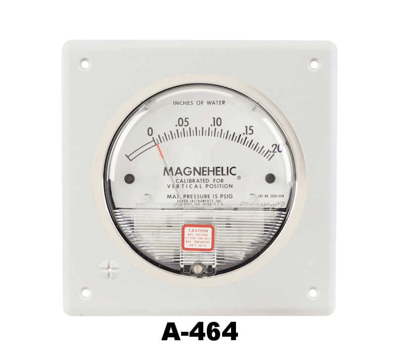 A-464 MAGNEHELIC