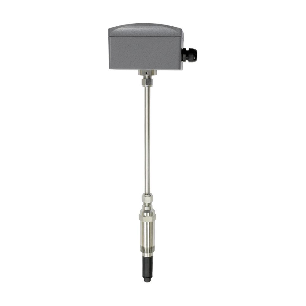 Transmetteur de débit d'eau Série IEF - Le transmetteur de débit électromagnétique d'insertion SERIE IEF est un débitmètre à insertion réglable doté d'une technologie électromagnétique qui mesure avec précision et fiabilité la vitesse du fluide en plus de fournir plusieurs sorties de signal en continu. Cette série est spécifiquement conçue pour offrir une performance supérieure associée à une installation et une utilisation simples. Une unité est ajustable pour s'adapter aux tailles de tuyau de 101,6 à 914,4 mm et offre plusieurs options de sortie, y compris le protocole de communication sélectionnable BACnet MS / TP ou Modbus® RTU sur RS-485 à 2 fils en plus de l'analogique standard , sorties de fréquence et d'alarme..