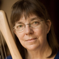 Suzanne Mays - Lyre TeacherThe Emerson Waldorf School has been a large part of Suzanne's  life and her husband's since 1983. Her professional work is as a certified music practitioner (www.thegiftofmusic.net) bringing live, prescriptive-therapeutic music to the bedside for those who are ill or at the end of life. The instrument she uses is a large 49-string lyre. At the Emerson Waldorf School her lyre has been heard every December at the annual Spiral of Light.