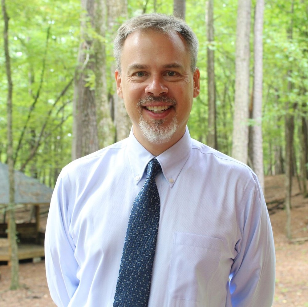 Jason Child - Music TeacherJChild@emersonwaldorf.orgJason Child completed his master's in music education in 1992, and has been teaching ever since. He began as music director at the Emerson Waldorf School in Chapel Hill, NC in 2005, and has taught 1st - 12th grade music, including choruses and bands. In 2017 his he was chosen by the faculty to be the lower school chair, and now teaches music only part time. Jason is member of the Leadership Council of the Association of Waldorf Schools of North America (AWSNA), and is also involved in organizational development for Waldorf schools in the southeastern United States. Jason does mentoring and evaluation of teachers throughout North America, has been the keynote speaker for the Seminario Waldorf de AWSNA, 2015-2017, and has presented numerous workshops for the Association of Waldorf Schools of North America, the North Carolina Association of Independent Schools, the Association for Waldorf Music Education, and more. Jason's is the father of four Waldorf students.
