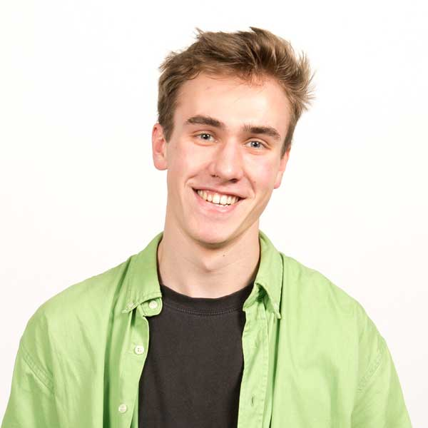 Kieran - Third year Product Design Engineering student, carefully treading the line of what's too art school. Rowing for the University Boat Club and having little time for much else. Favourite Channel is Instagram, a picture says a thousand words and all that, it helps to get around Twitter's 140 character limit. Loves tech, exercise, making things, and inevitably breaking things… Hates having nothing to do, walking behind slow people and long train journeys home (why is Glasgow so far north?)@ok_k_kay
