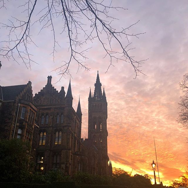 😍😍😍 #UofG #UniversityofGlasgow #GlasgowUni #Glasgow #Scotland #University #College #Campus #UofGlasgow