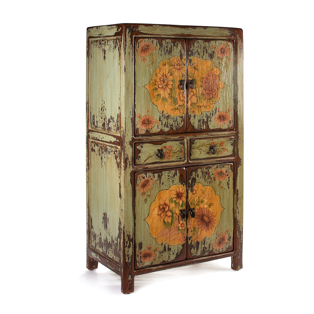 Tukang Hand Painted Cabinet – Limited Edition.jpg
