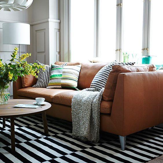 The ubiquitous Stockholm rug