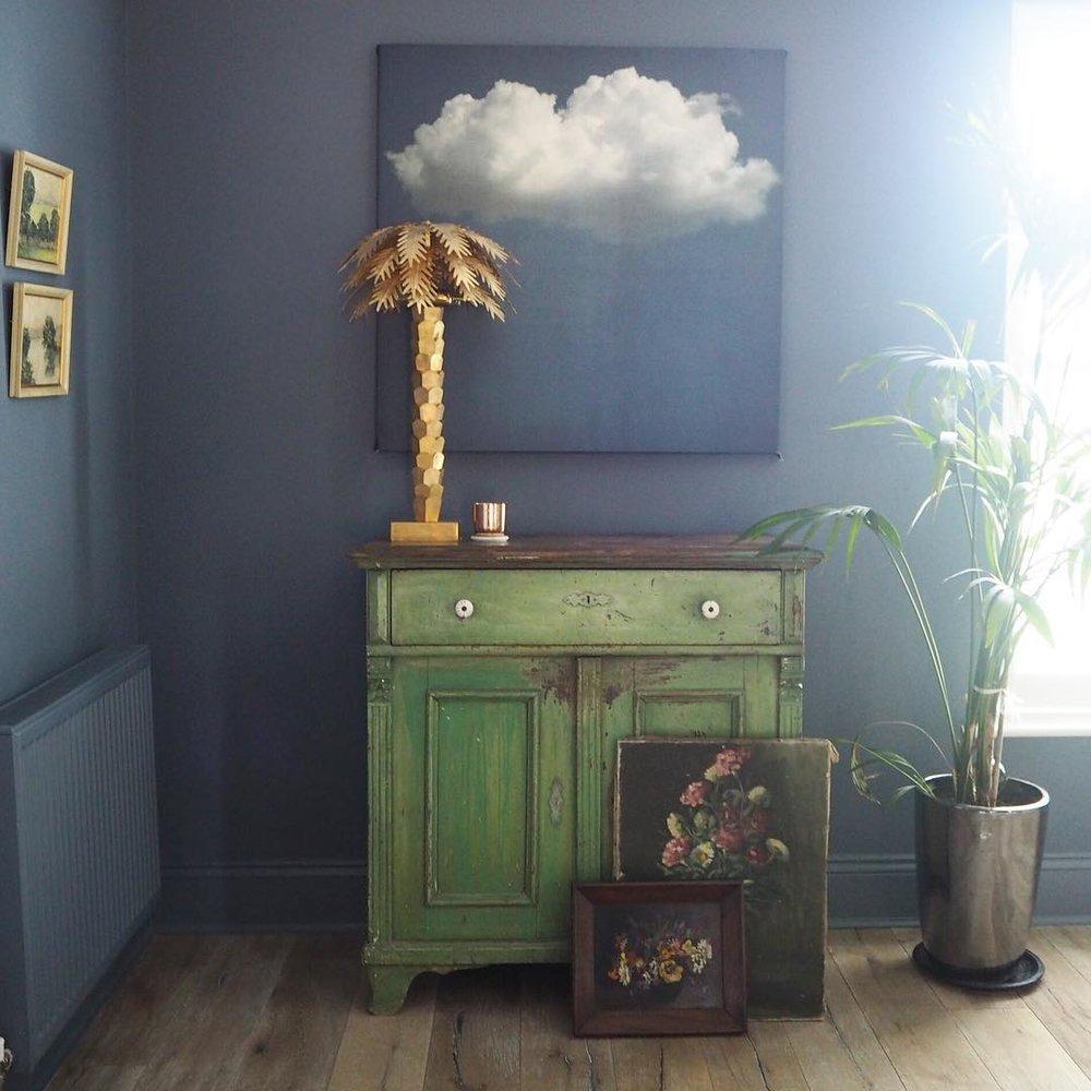 A vintage cabinet Ebay find