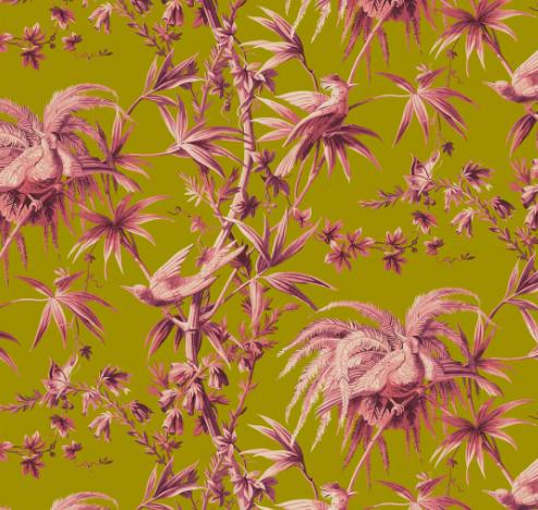 Wallpaper, £185 per roll
