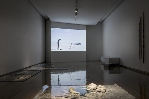 Marcher puis disparaître, Musée d'Onomichi, exposition  Rendez-vous (Japon)