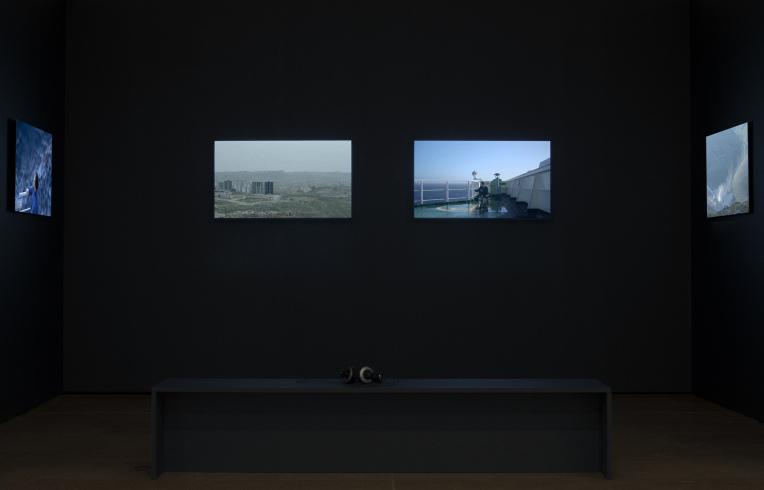 A fragile tension, Biennale de Jeune Création Européenne, 2015