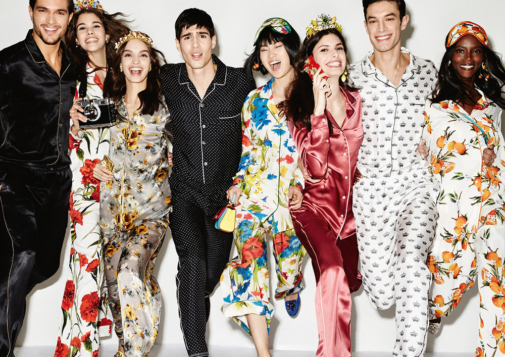Dolce & Gabbana Pyjama Collection