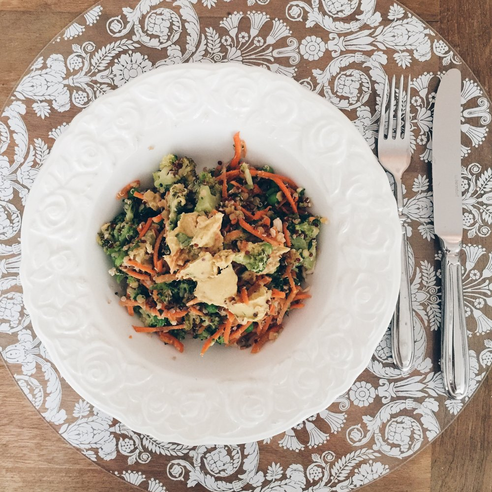 Sunny Superfood Salad