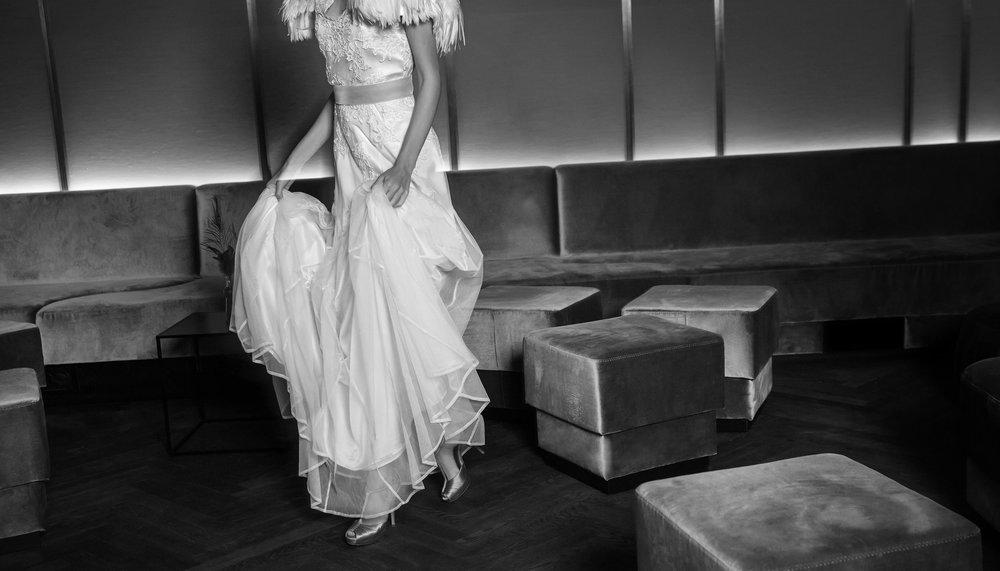 WHY not WHITE | Elfenkleid