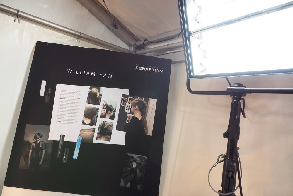 Berlin's Best Hair at WILLIAM FAN