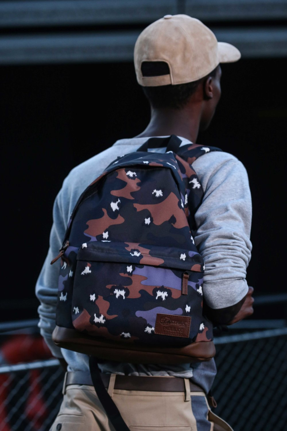 Paul & Joe Runway X Eastpak
