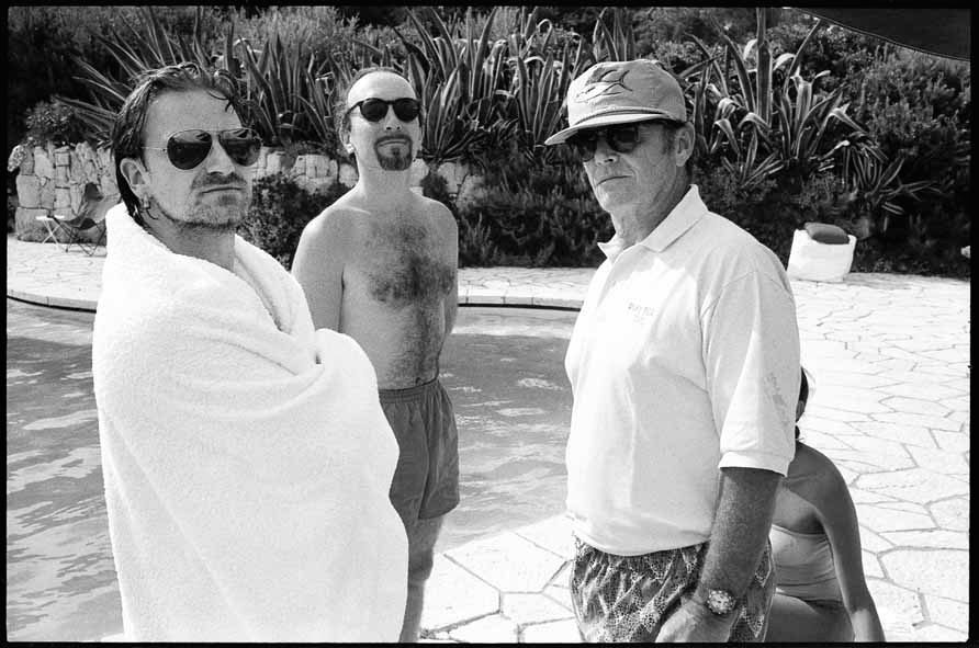 Jean Pigozzi - Pool Party.