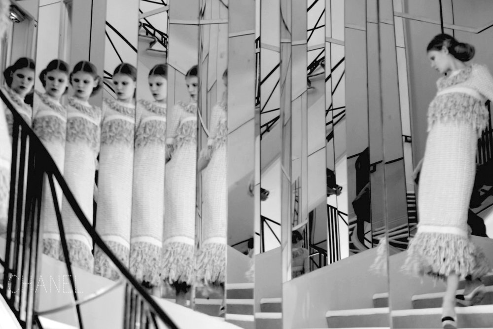 "Prigent, in his fashion documentation ""Haute Couture"""