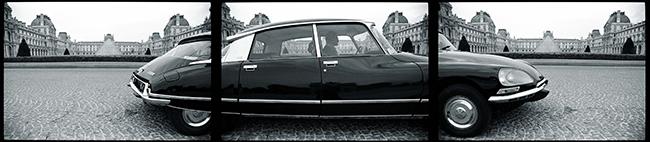 © Serge Marcel Martinot DS 23, aus: un - deux - troix, Paris 1998