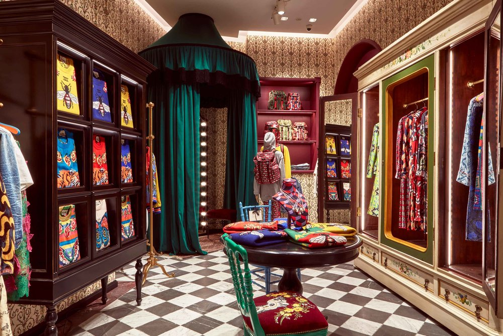 GUCCI Garden Boutique