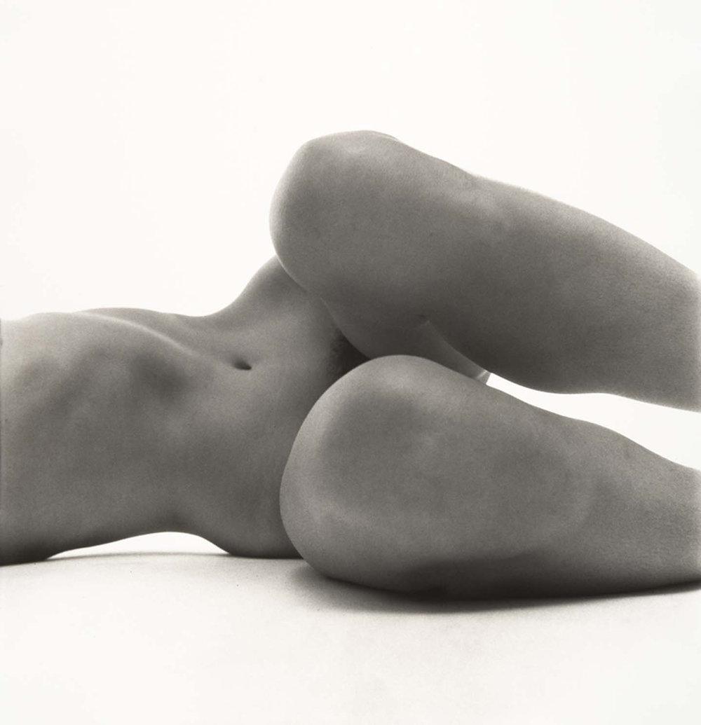 Nude No. 58, New York, 1949-50 © The Irving Penn Foundation